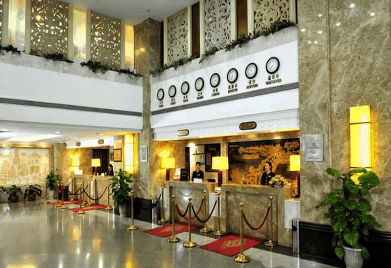 Guangyong Lido Hotel, Canton, Reception