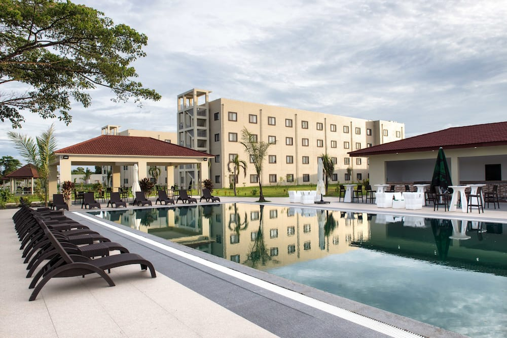 Deluxe Room, 2 Twin Beds, Pool Access - Outdoor Pool