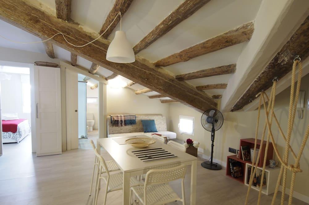 Apartment, 2 Bedrooms (18 Torres II) - Living Room