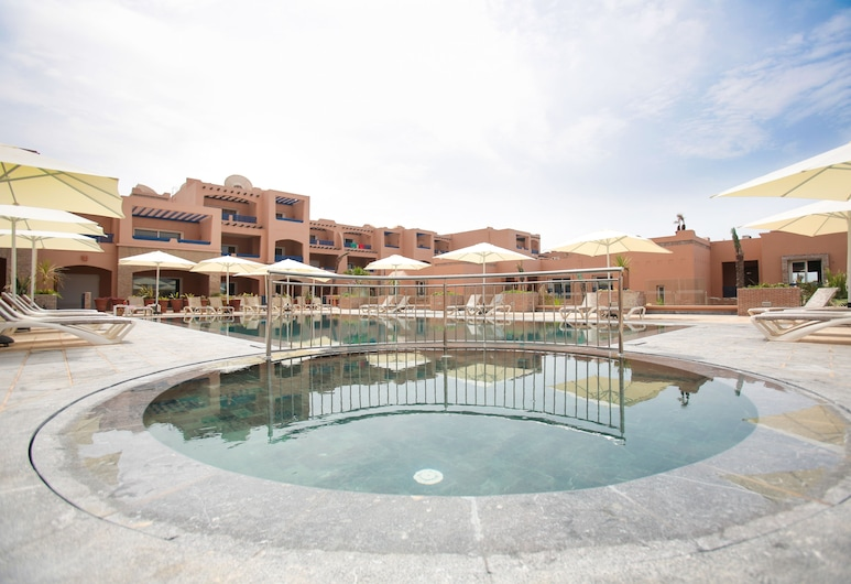 ApartHotel Eden Beach, Tamri, Vonkajší bazén