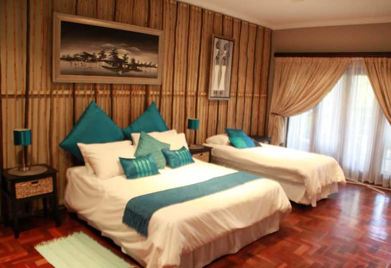 Bubezi Guesthouse, Hazyview, Room 02 , Guest Room