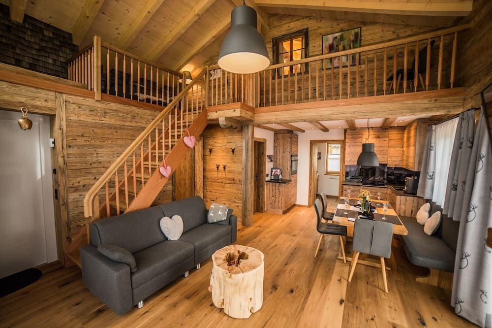 Luxury mägimaja (Felixe´s Lodge) - Lõõgastumisala