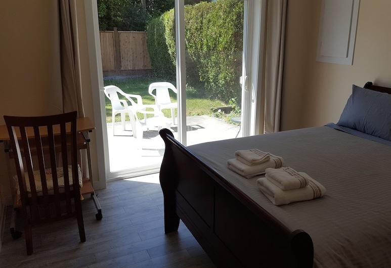 YVR Vickie's Bed and Breakfast, Richmond, Habitación familiar, baño compartido, Habitación