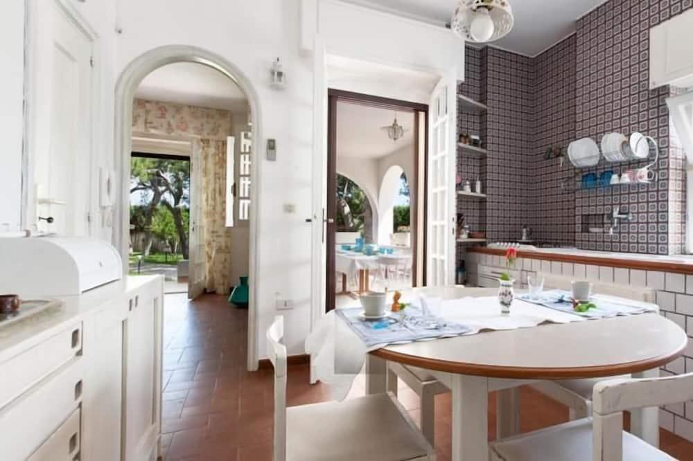 Deluxe-Apartment, 2Schlafzimmer, Küche, Erdgeschoss (Luna Timida) - Wohnbereich