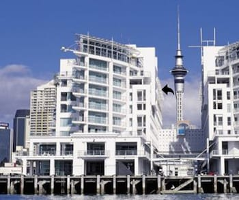 Auckland bölgesindeki Princes Wharf Boutique Apartment resmi