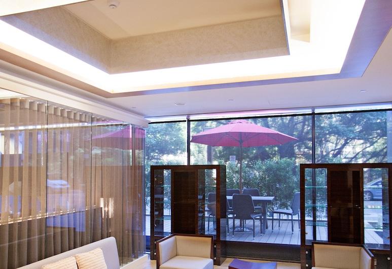 Beitou SweetMe Hot Spring Resort, Taipei, Tempat Duduk di Lobi
