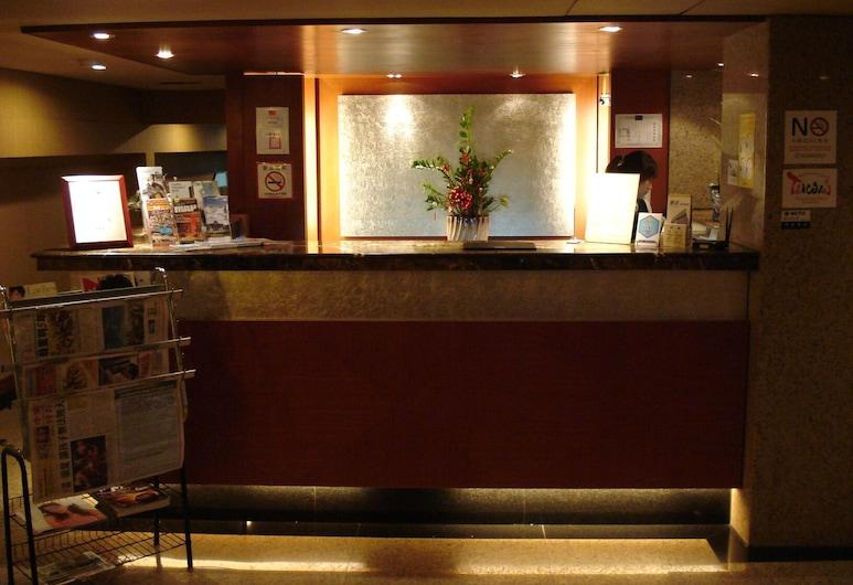 Attic Hotel, Taipei, Receptie
