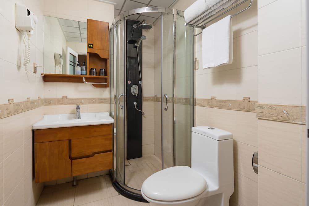 Business Double Room, City View - Bathroom