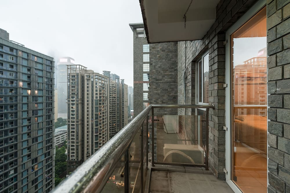 Business Double Room, City View - Balcony