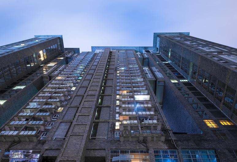 Gan Run Shuangcheng Int Hotel Apartment, Guangzhou, Pročelje
