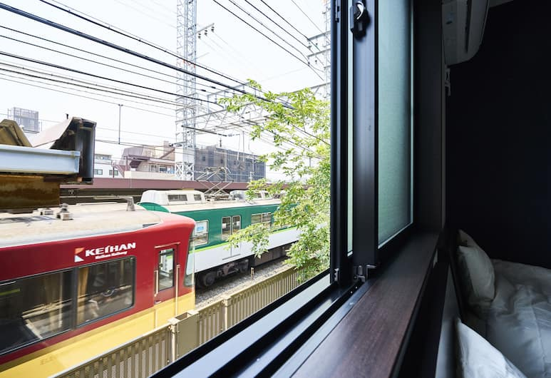 Kyoto Stay SAKURA 伏見稲荷Ⅰ.Ⅱ, 京都市, メゾネットアパートメント2F, 部屋からの景色