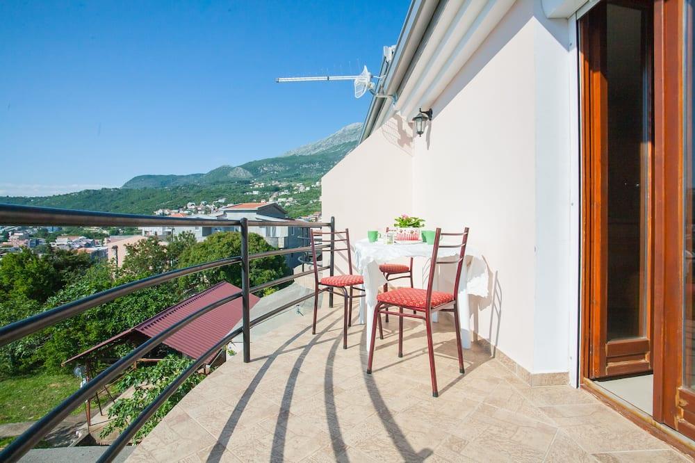 Studio, Balcony, Sea view (3 Adults) - Erkély