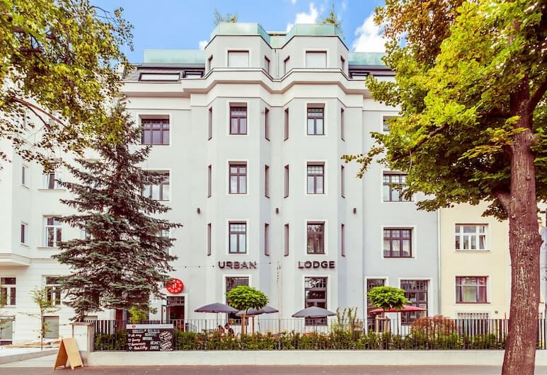 Urban Lodge - Apartments Vienna, Viedeň, Pohľad na zariadenie