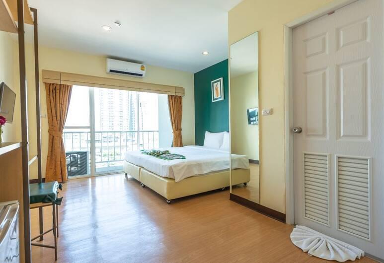 克林旅居酒店, 曼谷, 豪華標準客房, 客房