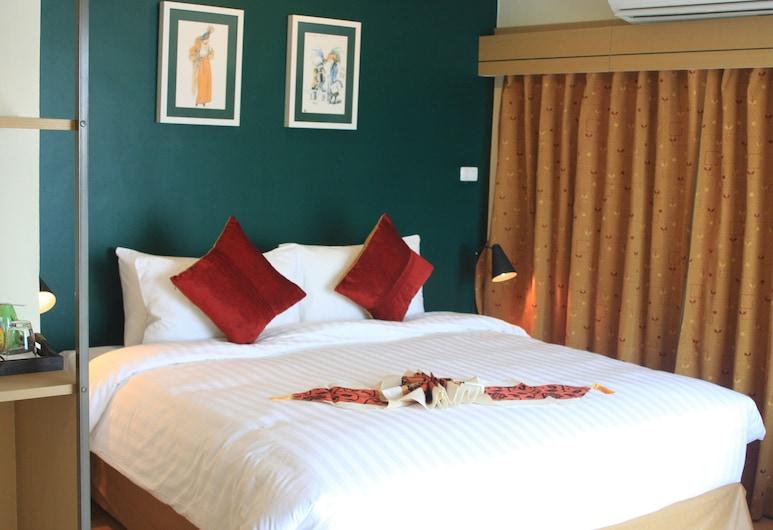 クリーン レジデンス ホテル, バンコク, 部屋