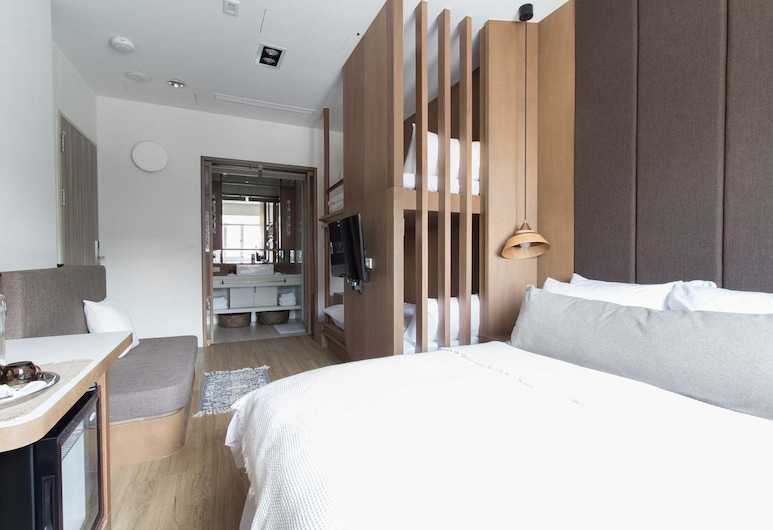 hok house, Kaohsiung, Family Quadruple Room, Guest Room