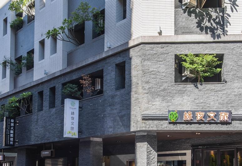 綠夜文旅, 台中市, 外觀