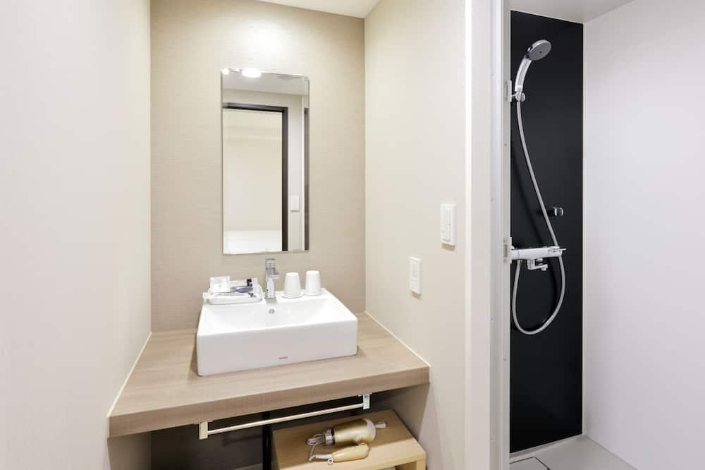 Divvietīgs numurs (High Floor, Extra Bed) - Vannasistaba