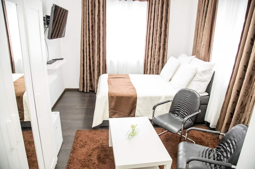 Basic Double Room Single Use - Guest Room