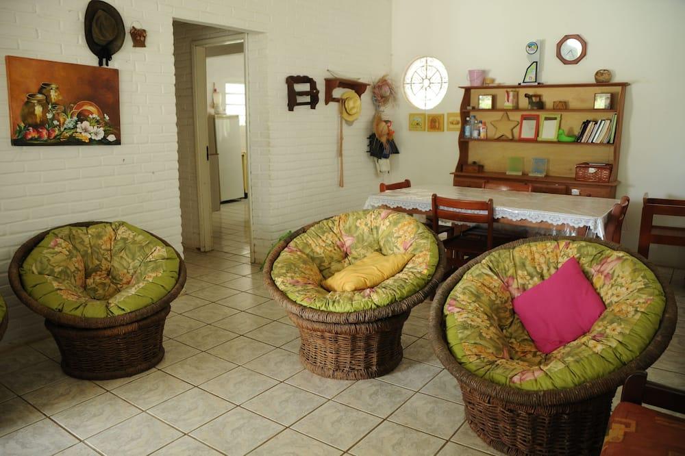 Standarta numurs, vairākas guļamistabas - Dzīvojamā zona