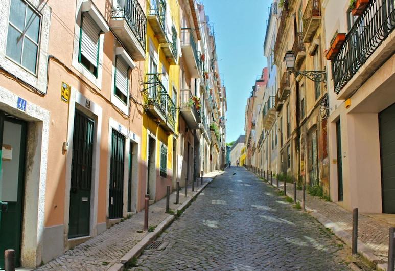 Akicity Bairro Alto In, Lisabona, Ārpuse
