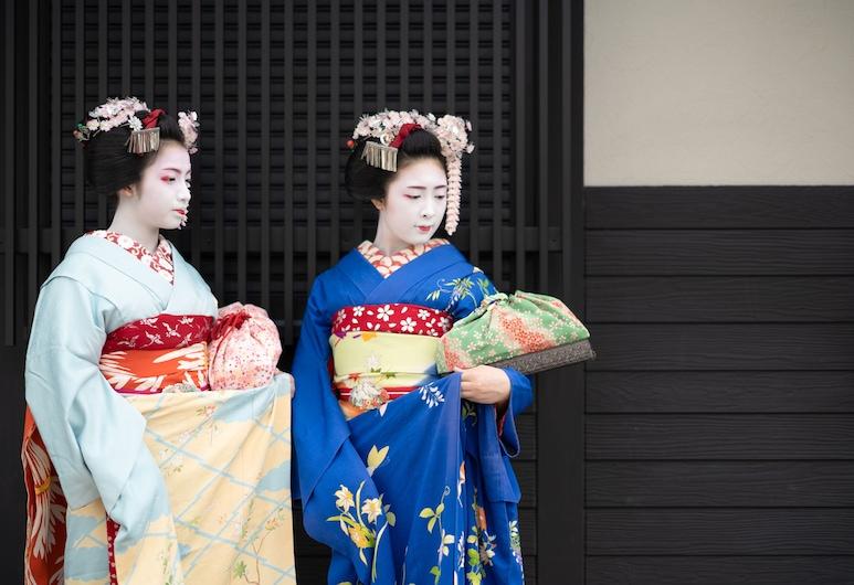 ستاي ساكورا كيوتو تو جي ويست 1, Kyoto, واجهة المنشأة