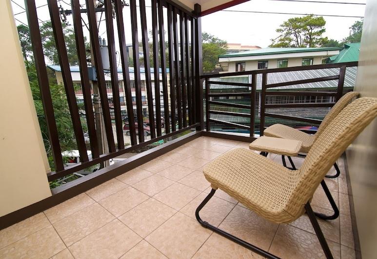 Baguio LeFern Hotel, Baguio, Royal Blue, Terrace/Patio
