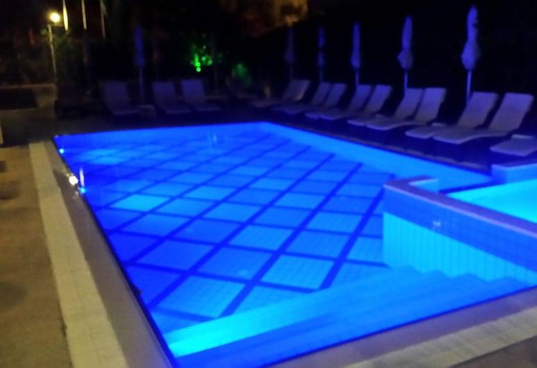 Ecem Apart Hotel, Marmaris, Bazén