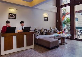תמונה של La Storia Ruby Hotel בהאנוי