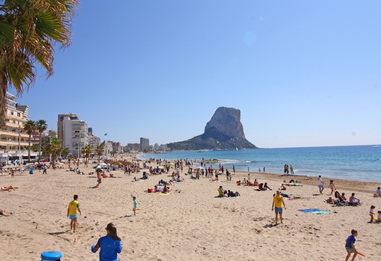 Holiday Apartment Liberty - Costa Calpe, Calpe, Παραλία