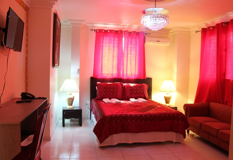 Hotel Luxe Confort, Port-au-Prince, Guest Room