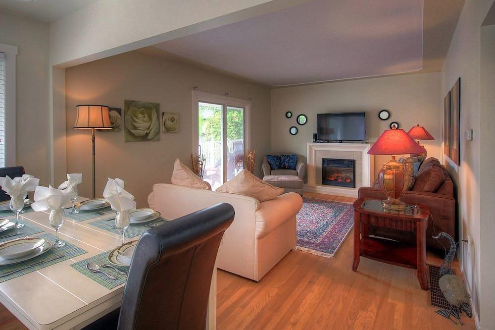 Domek, 3 ložnice, u pláže - Pokoj