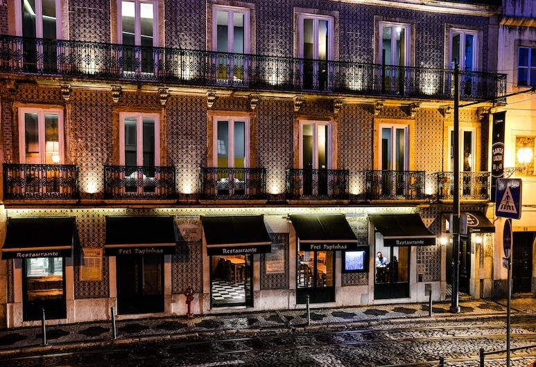Santa Luzia B&B - HOrigem, Lisbon, Hotel Front – Evening/Night