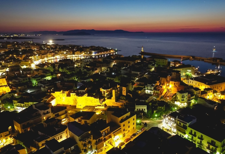 Nival Luxury Suites, Chania, Aerial View