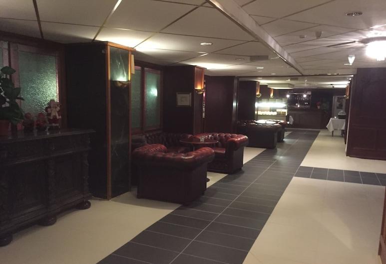 Park Hotel Rjukan, Tinn, Sitteområde i lobbyen