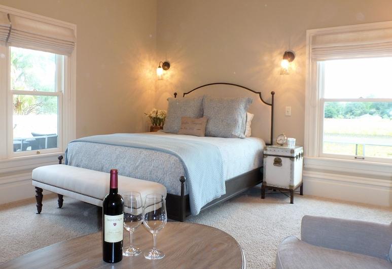 Inn at Salvestrin, St. Helena, Doppelzimmer, mit Bad, Blick auf den Weinberg (Grayson Room), Zimmer