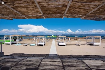 Foto Trabukos Beach Complex di Corfu