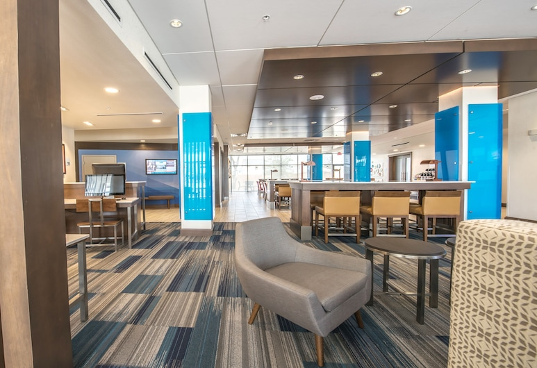 Holiday Inn Express & Suites-Dripping Springs - Austin Area, Dripping Springs, Lobby
