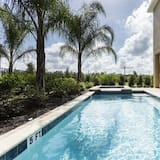 Hus - Udendørs pool