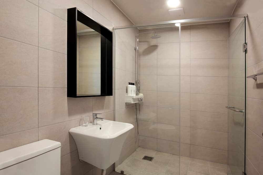 Superior-Doppelzimmer (2nd Floor) - Badezimmer