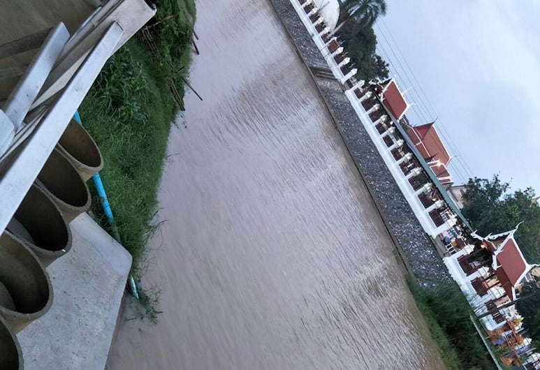 Khun Pra Chote Homestay & Guest House, Ayutthaya, Uitzicht vanaf hotel