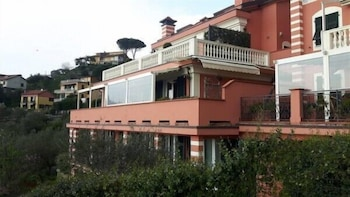 La Spezia bölgesindeki Vista Golfo dei Poeti Apartment resmi