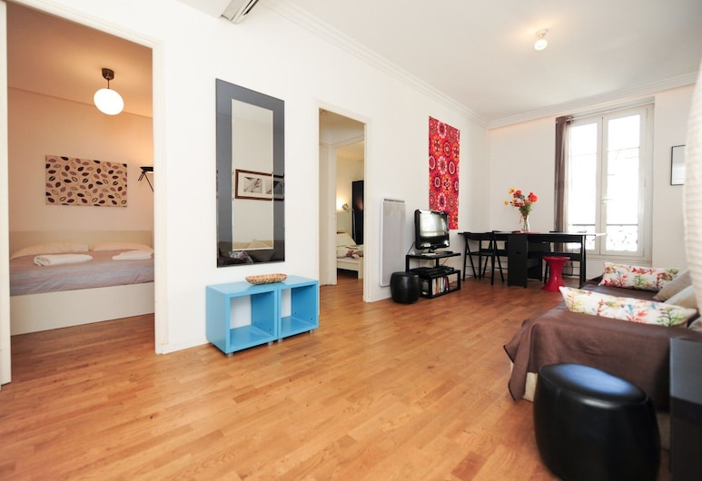 Suite Balestre - 5 Stars Holiday House, Nice, Appartement, 2 chambres, Salle de séjour