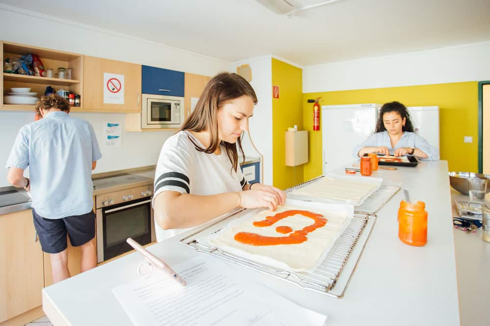 Wspólny pokój wieloosobowy (4 Beds) - Wspólna kuchnia