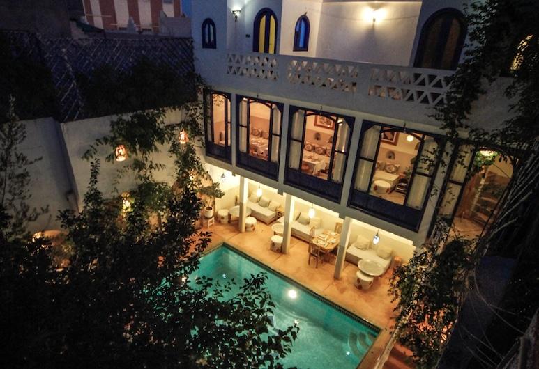 Maison d'Hôtes Dar Farhana, Tarmigt, Vaade hotellist