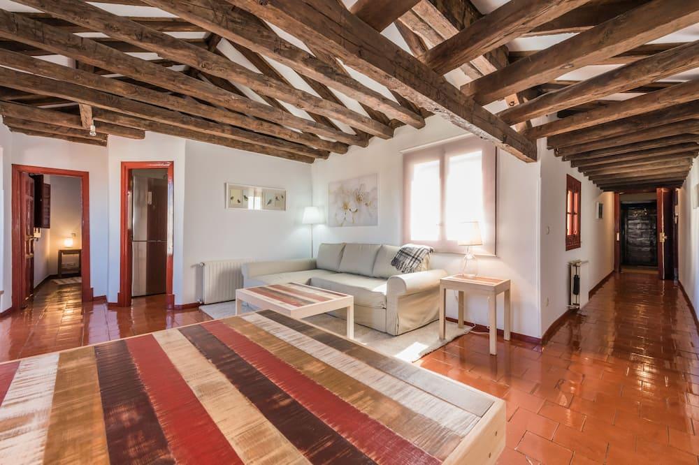 Apartment, 1 Schlafzimmer (Coloreros 5 3) - Wohnzimmer