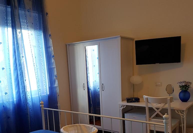 Vista Sul Porto, Palermo, Tek Büyük veya İki Ayrı Yataklı Oda, Oda