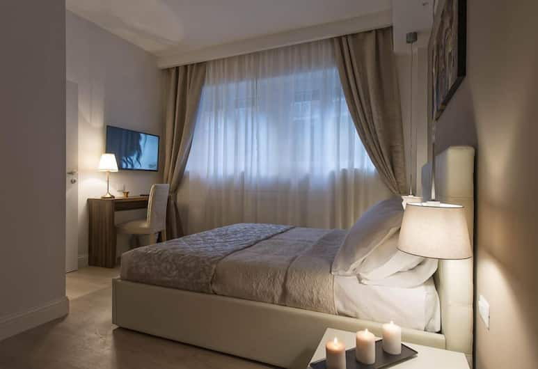 Aruna Suites, Rome, Luxury Studio Suite, Kitchenette, Ground Floor (Sole), View from room
