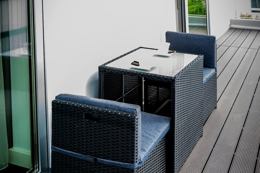 Executive Suite, Balcony (for single use) - Balcony