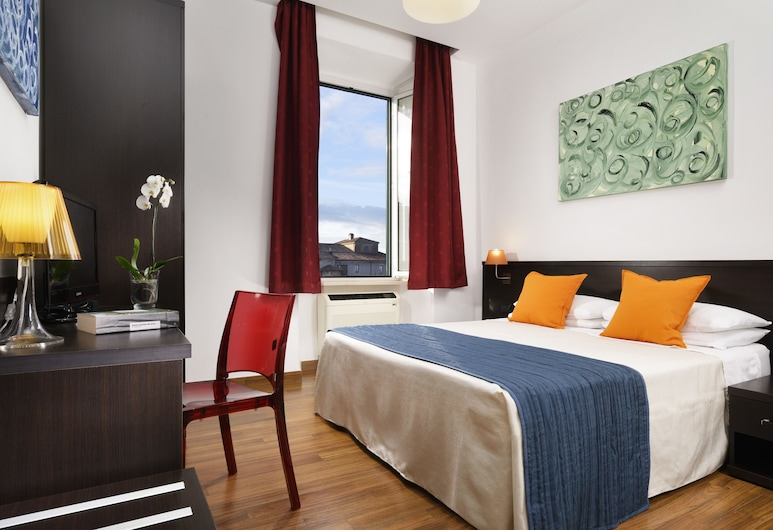 Colosseo Panorama, Rome, Standard Double or Twin Room, Ensuite (City View), Guest Room